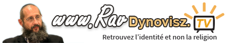 Le Rabbi Archives - Site du Rav Haim Dynovisz